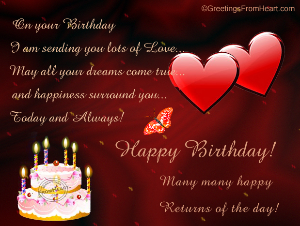 birthday glittersbirthday greetingsecardsimagesgifs – Birthday Love Greeting Cards
